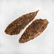 Fiery peppered mackerel