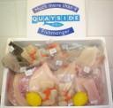 Fish selection box cover