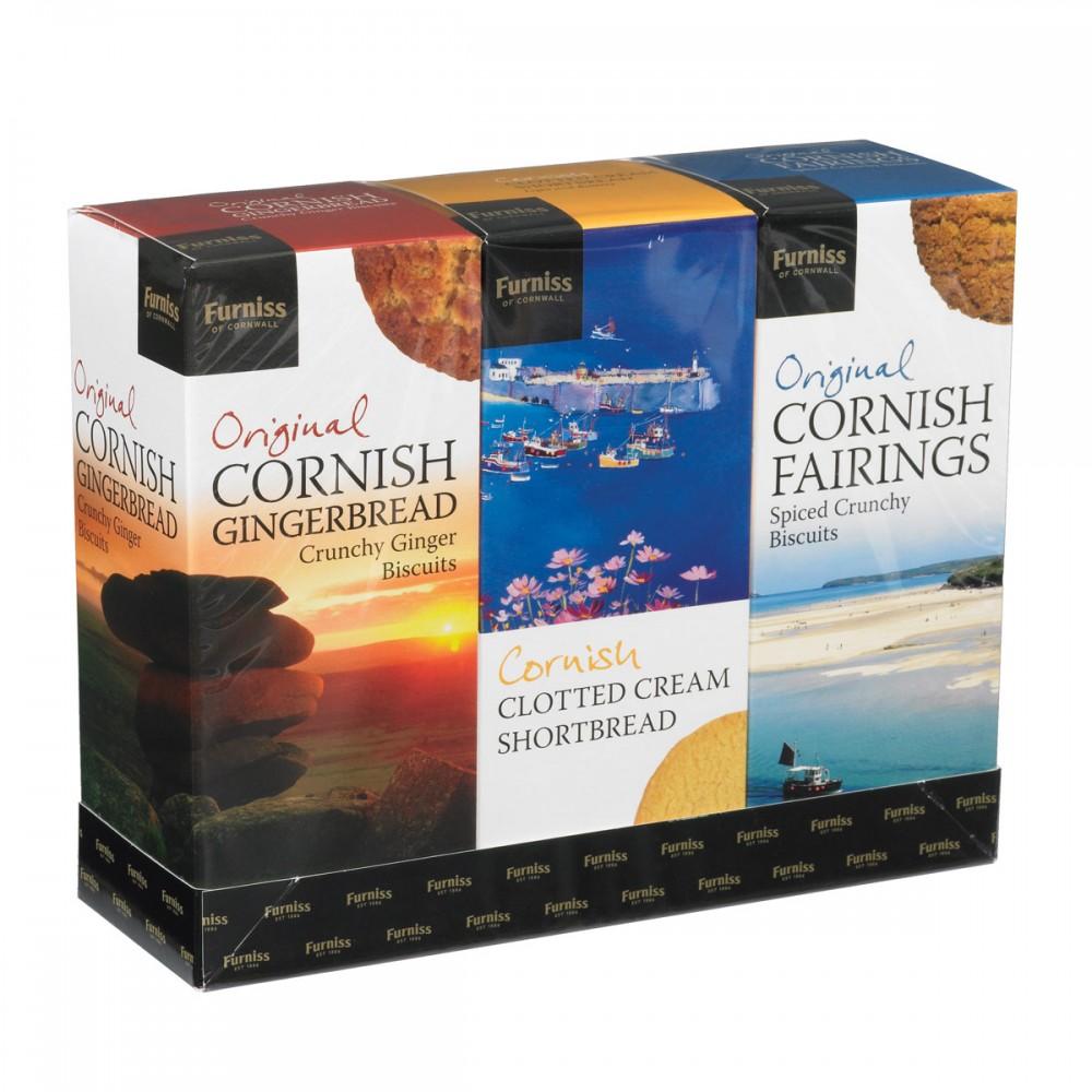 Cornish Biscuits & Chocolate