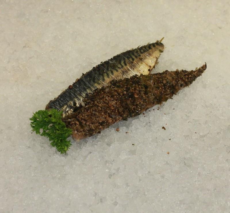 Seaweed mackerel