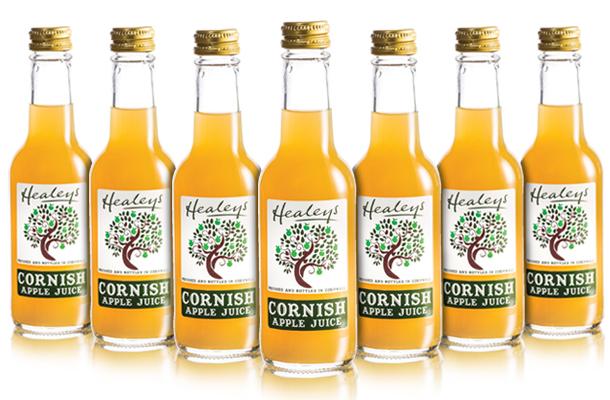 Cornish Cordials & Juices