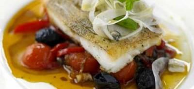 Cod provencal