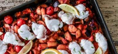 monkfish-medallions-with-mediterranean-vegetable-stew